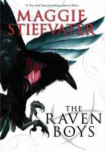 stiefvater-ravenboys