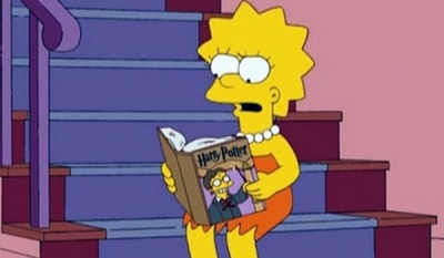 Harry Potter Simpsons
