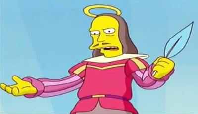 Shakespeare Simpsons