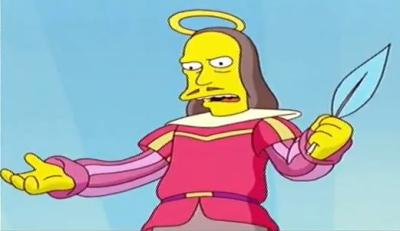 Shakespeare Simpsons