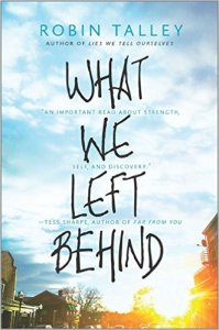talley-what-we-left-behind