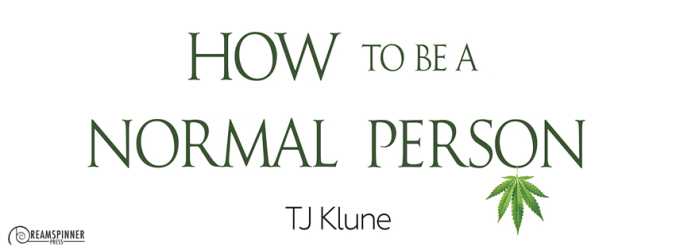 klune-how-to-be-normal-header