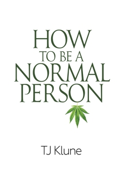klune-how-to-be-normal-person