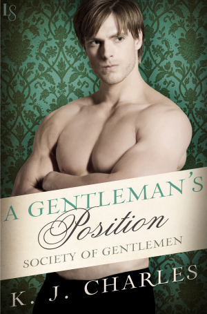 a gentleman's position KJ charles