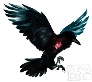 stiefvater-raven-king-raven