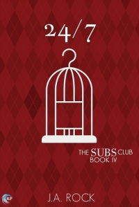 24/7 JA Rock Subs Club book review bdsm series