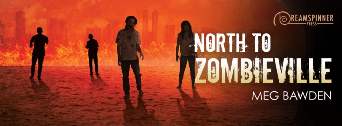 north to zombieville meg bawden dreamspinner press banner