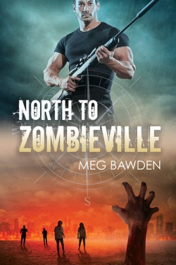 meg bawden north to zombieville dreamspinners