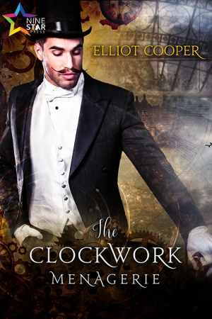 elliot cooper clockwork menagerie book review