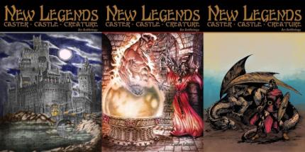 The recruit New legends ariah aerdh sanders