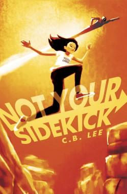 not your sidekick cb lee