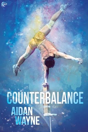 aidan wayne counterbalance riptide publishing acrobats