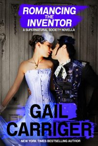 romancing the inventor gail carriiger
