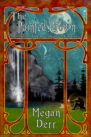 the painted crown megan derr