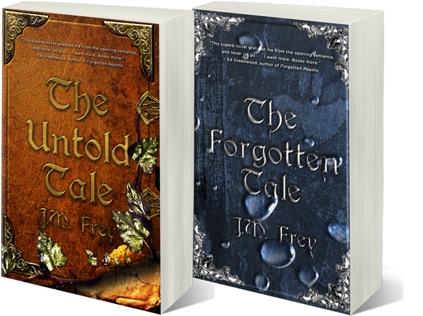 The Untold & Forgotten Tales by J.M. Frey