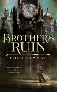 brother's ruin Emma Newman