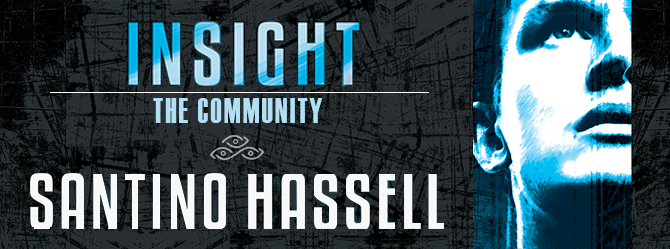 Santino Hassell Insight Interview