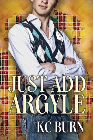 just add argyle k c burn