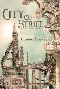 city of strife claudie arsenault