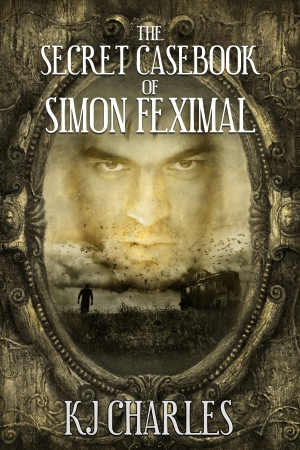 secret casebook of simon feximal kj charles