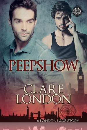 Peepshow by Clare London