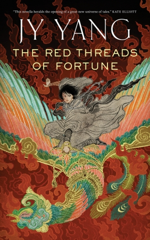 the red threads of fortune j y yang