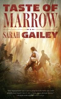 taste of marrow sarah gailey