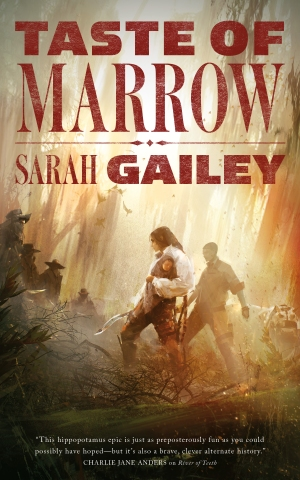taste of marrow sarah gailey
