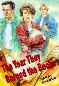 The Year They Burned the Books by Nancy Gardner