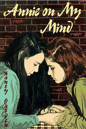 annie on my mind book cover