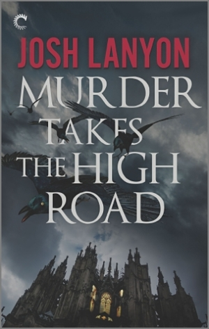 murder takes the high road josh lanyon